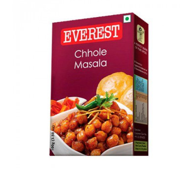 Приправа для гороха Чхоле Масала Эверест, Chhole masala Everest, 100 гр