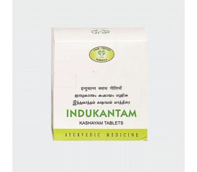 Индукантам Кашаям АВН- для ЖКТ, Indukantam Kashayam Tablets AVN, 100 таб