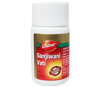 САНДЖИВАНИ ВАТИ (Sanjivani Vati) Dabur, 40 таб.