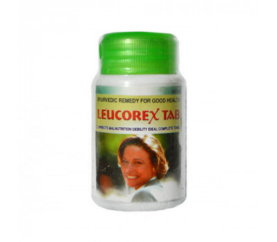 Леукорекс- женское здоровье, Leucorex Shri Ganga, 100 таб