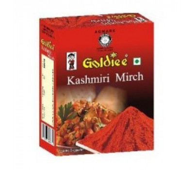 Перец Kashmiri Mirch Powder Goldiee (Перец Кашмирский Голди) 100гр
