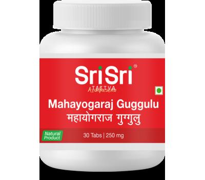 Махайогарадж гуггул (Mahayogaraj Guggulu) Sri Sri Tattva, 30 таб.