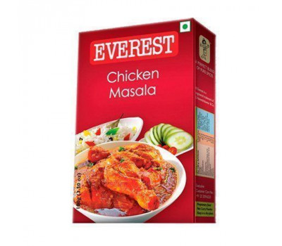 Приправа для курицы Эверест, Chicken masala Everest, 100 гр