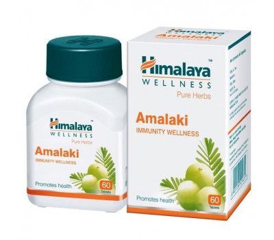 Амалаки Амла (Amalaki) Himalaya, 60 таб.