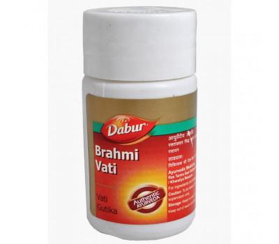 Брахми вати (Brahmi Vati) Dabur, 40 таб
