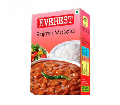 Приправа Раджма Масала Эверест для фасоли, Rajma Masala Everest, 100 гр