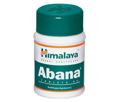 Аабана (Abana) Himalaya, 60 таб.