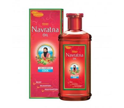 Масло Навратна красное / Navratna Oil Himani, 100 мл