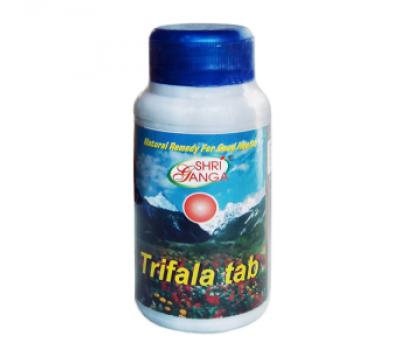 Трифала (Trifala) Shri Ganga, 200 таб.