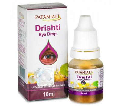 ДРИШТИ- оздоровление глаз,  (Drishti), Patanjali, 10мл