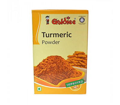 Приправа Turmeric Powder Goldiee (Куркума Молотая Голди) 100гр