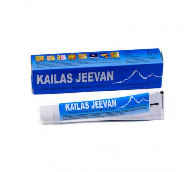 Кайлаш (Кайлас)  Дживан  аюрведический крем (Kailas Jeevan), 20 г