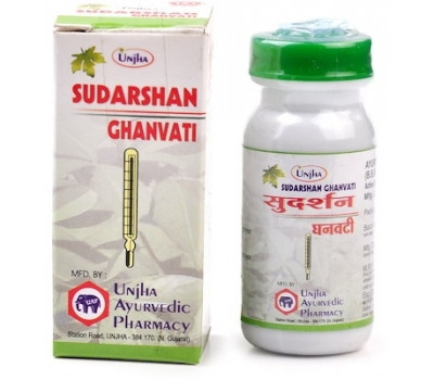 Сударшан гханвати (Sudarshan Ghanvati) Unjha, 40 таб.