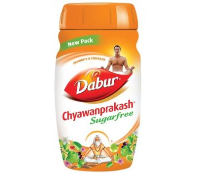 ЧАВАНПРАШ БЕЗ САХАРА (Chavanprash Sugar Free) Дабур, 500 г