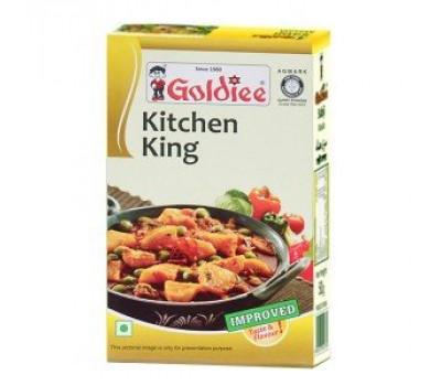 Китчен кинг масала Голди, Kitchen King Masala Goldiee, 100гр