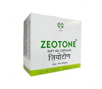 Зеотон - укрепление суставов, костей /Zeotone, AVN Ayurveda Formulations, 100 кап