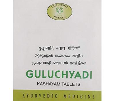 Гулучади Кашаям / Guluchyadi Kashayam, AVN Ayurvedic, 100 таб.
