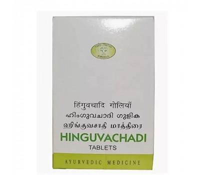 Хингувачади - ЗАБОЛЕВАНИЯ ЖКТ / Hinguvachadi AVN Ayurvedic medicine, 90 таб.