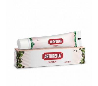 Мазь Артрелла Чарак Arthrella ointment Charak Pharma - обезболивающая 30 гр