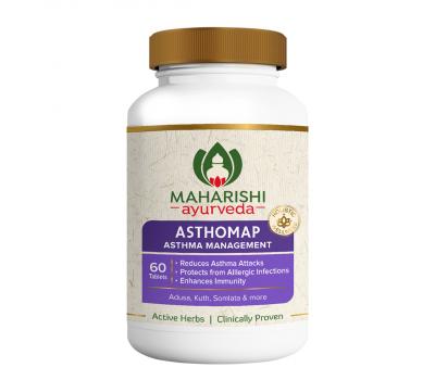 Астомап (Asthomap) Maharishi Ayurveda, 60 таб.