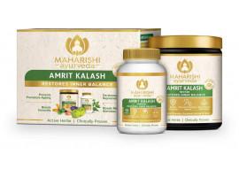 АМРИТ КАЛАШ (Amrit Kalash) Maharishi Ayurveda, 600 г паста (МАК-4) + 60 таблеток (МАК-5)
