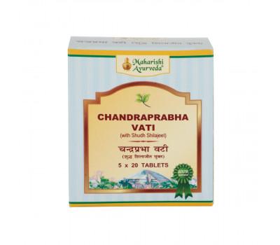 ЧАНДРАПРАБХА ВАТИ (Chandraprabha Vati), Maharishi Ayurveda, 100 таблеток