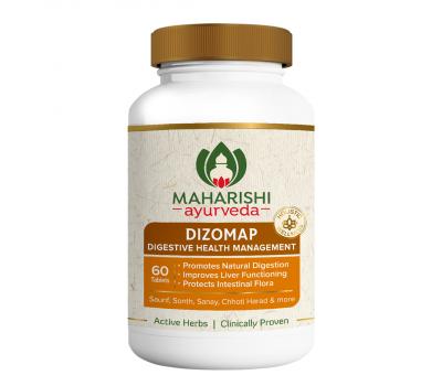 ДИЗОМАП (Dizomap) Maharishi Ayurveda, 60 таблеток