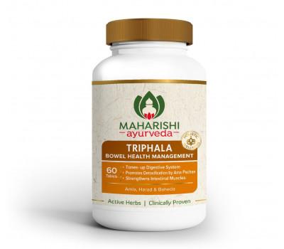 ТРИФАЛА (Triphala), Maharishi Ayurveda, 60 таб.