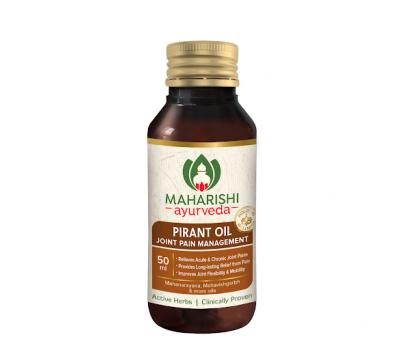 Пирант масло (Pirant Oil) Maharishi Ayurveda, 50 мл