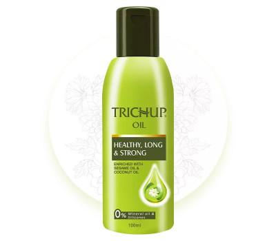 Масло Тричуп для роста волос / Oil Healthy Long and Strong Vasu, 100 мл.