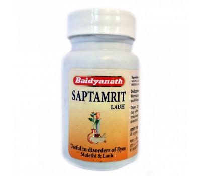 САПТАМРИТ ЛАУХ (Saptamrit Lauh) Baidyanath, 40таб