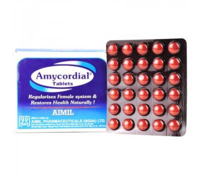 Амукордиал Аимил, Amycordial Aimil, 30 таб.