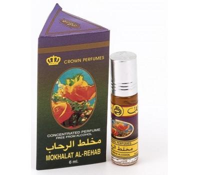 Арабские масляные духи Mokhalat от Al Rehab, 6 мл