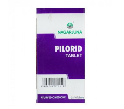 Пилорид, Pilorid Nagararjuna 100 таб от геморроя и варикоза