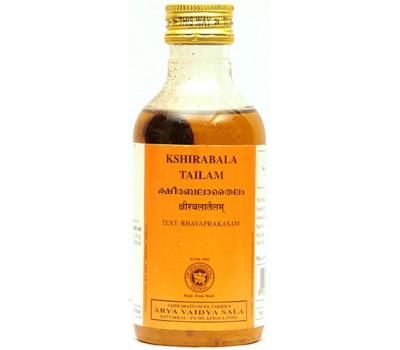 Масло Кширабала Тайлам Kottakkal kshirabala tailam - Идеально для разных видов массажа. 200 мл