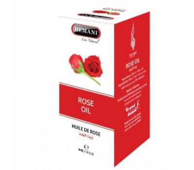 Масло розы Hemani Хемани 30 мл