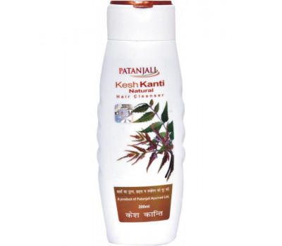 Шампунь Патанджали Patanjali Kesh Kanti Natural Hair Cleanse 200 ml
