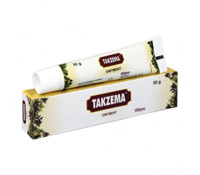 Такзема Чарак Takzema ointment Charak Pharma - против экземы 30 гр