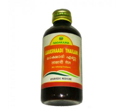Лакшади Тайлам Laakshaadi Thailam Nagarjuna 200 мл снимает боли, укрепляет