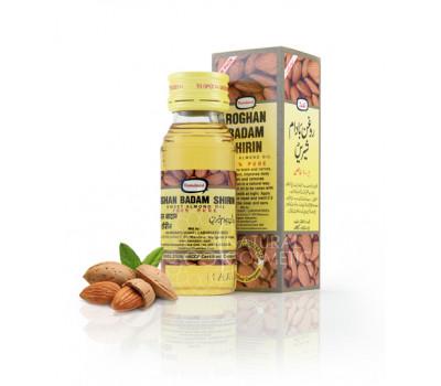 Миндальное масло Roghan Badam Shirin 100 мл