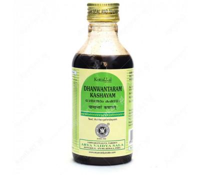 Дханвантарам кашаям Dhanvantaram Kashayam Kottakkal 200 мл