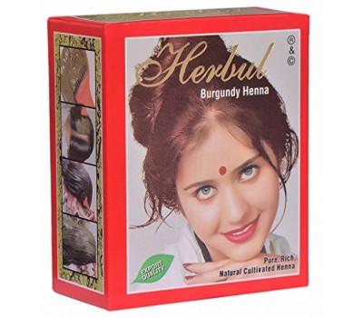 Herbul Henna Хна индийская Бургунд 6*10 гр.