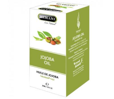 Масло Жожоба Hemani jojoba oil, 30 мл