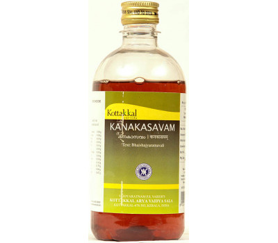Канакасавам Коттаккал Kanakasavam Kottakkal 450 ml