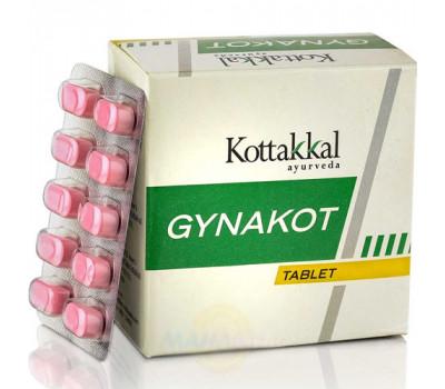 Гинакот Gynakot Kottakkal 100 таб - здоровье женской репродуктивной системы