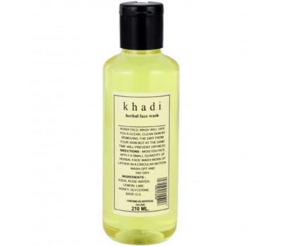 Гель для умывания лица Khadi Herbal Face Wash 210 мл