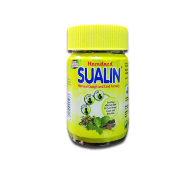 Суалин против простуды и кашля SUALIN (HAMDARD) 60 таб.