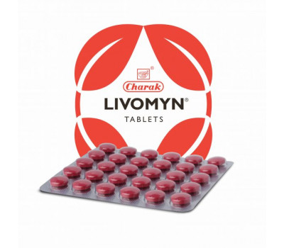 Ливомин (Livomyn Charak) 30 таб