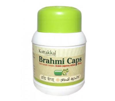 Брахми Коттаккал Kottakkal Brahmi мозговой тоник 60 кап