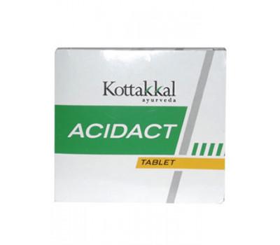 Ацидакт Acidact kottakkal Коттаккал 100 таб.